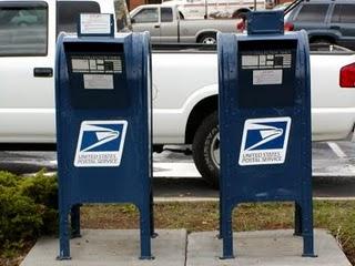 USPS+mailbox