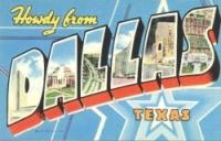 Dallas-welcome