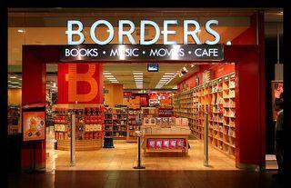 Borders-books-store