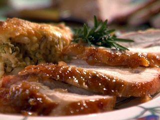 Roasted-Turkey-Breast-with-Peach-Rosemary-Glaze